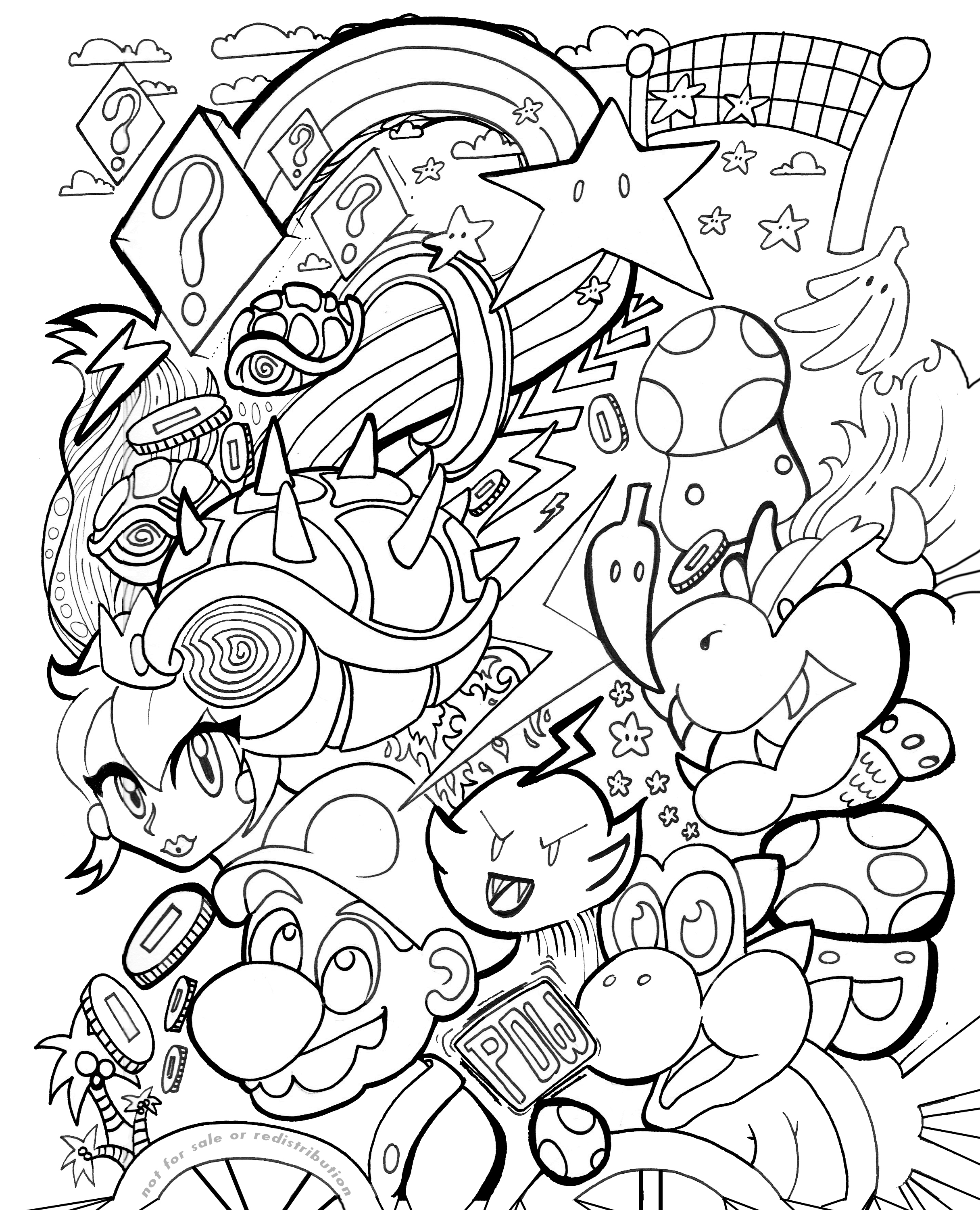 mario and his friends racing to the finish line this page features on of the most popular video games of our time mario kart